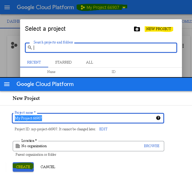 OAuth 2 0 with Gmail over IMAP for web applications
